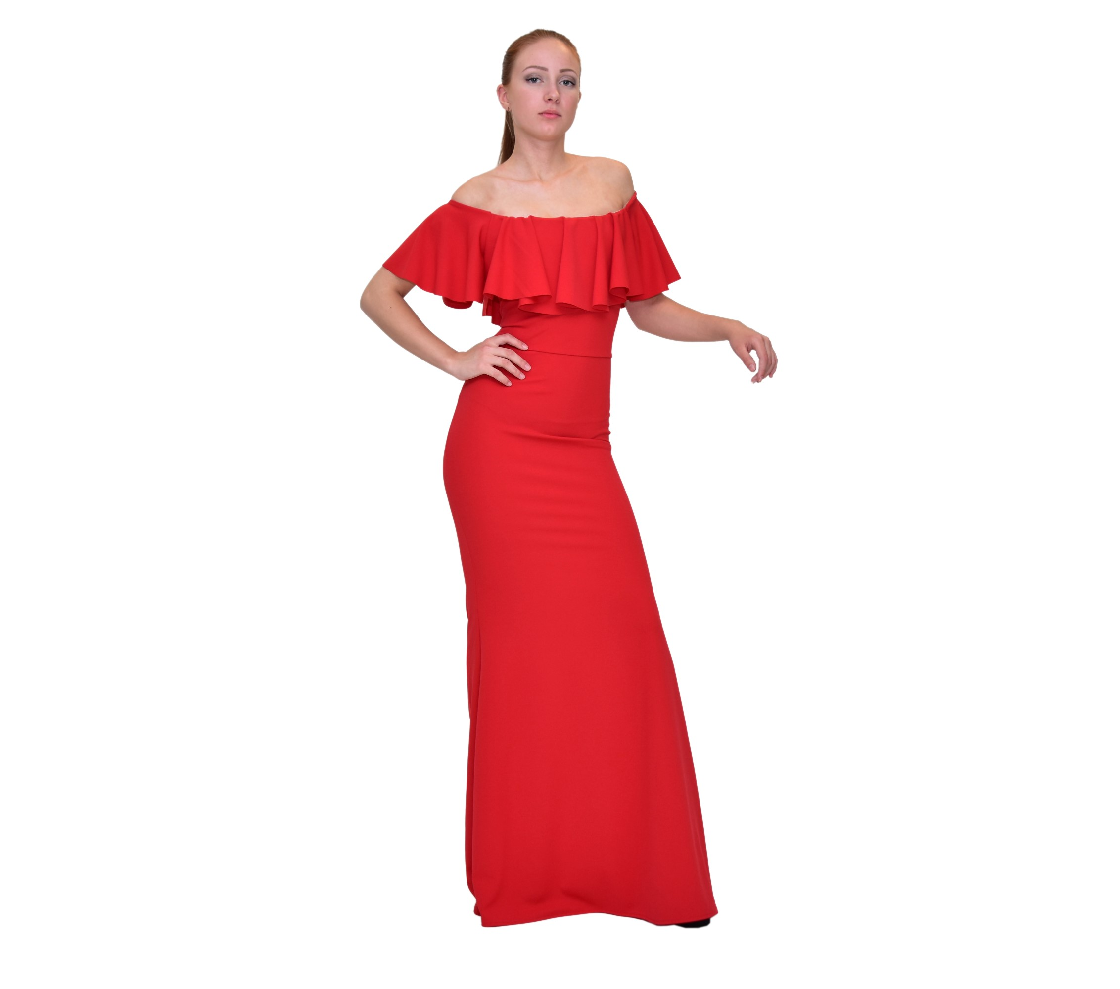 buy online cc0ee 666b0 Damen Elegante Party-Kleid Meerjungfrau Cocktailkleid in Lang